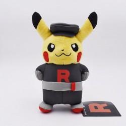 Pokédoll Pikachu Plushie [Team Rocket Cosplay] (21cm)