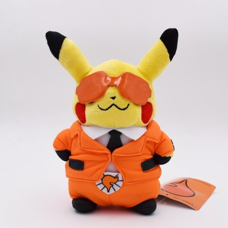 Pokédoll Pikachu Plushie [Team Flare Cosplay] (21cm)