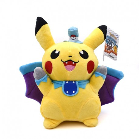Takara Tomy Pikachu Plushie [Vampire Cosplay] (28cm)