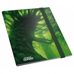 Ultimate Guard Lands Edition FlexXfolio (9 Pocket) (Forest)