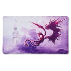Dragon Shield Clear Purple 'Racan' Limited Edition Play Mat
