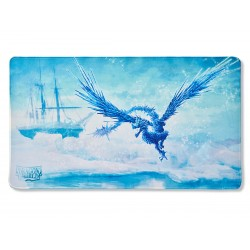 Dragon Shield Clear Blue 'Celeste' Limited Edition Play Mat