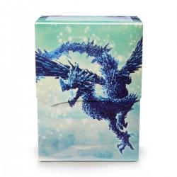 Dragon Shield Clear Blue 'Celeste' Deck Shell (80+)