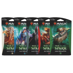War of the Spark Theme Booster Combo