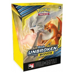 Sun & Moon: Unbroken Bonds Build & Battle Box