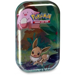 Pokémon Kanto Friends Mini Tin - Eevee