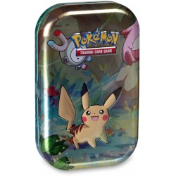 Pokémon Kanto Friends Mini Tin - Pikachu
