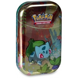 Pokémon Kanto Friends Mini Tin - Bulbasaur