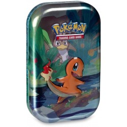 Pokémon Kanto Friends Mini Tin - Charmander