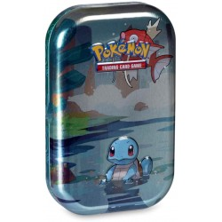 Pokémon Kanto Friends Mini Tin - Squirtle
