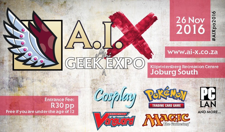 A.I.X - Geek Mini Expo