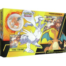 Reshiram & Charizard-GX Figure Collection