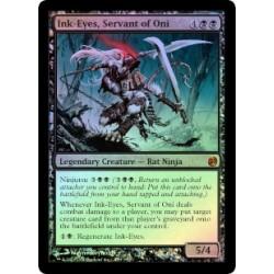 Ink-Eyes, Servant of Oni [Foil]