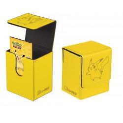 Pokémon Pikachu Premium Flip Deck Box