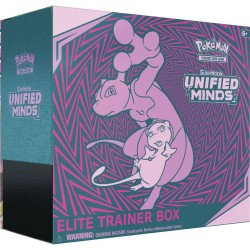 Sun & Moon: Unified Minds Elite Trainer Box