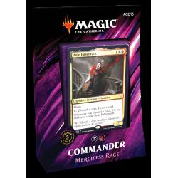 Commander 2019 Deck - Merciless Rage