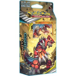 Sun & Moon: Cosmic Eclipse Theme Deck (Groudon)
