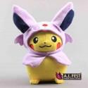 Pokédoll Pikachu Plushie [Espeon Cosplay] (28cm)