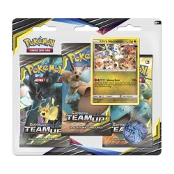 Sun & Moon: Team Up 3-Booster Blister (Ultra Necrozma)
