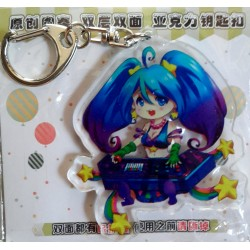 League of Legends Acrylic Keyring - Sona