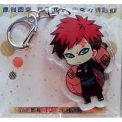 Naruto Acrylic Keyring - Gaara