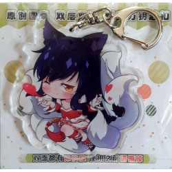 League of Legends Acrylic Keyring - Ahri