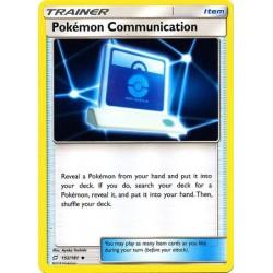 Pokemon Communication [Uncommon]