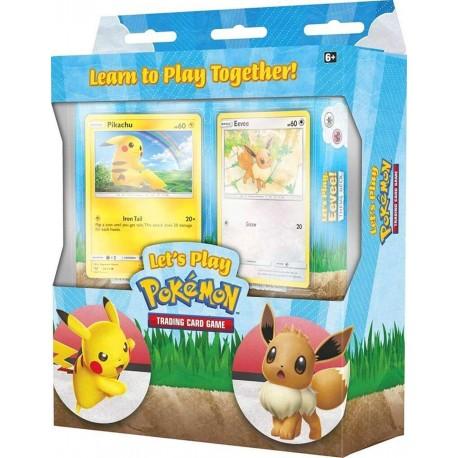 Let's Play Pokémon: 2-Player Starter