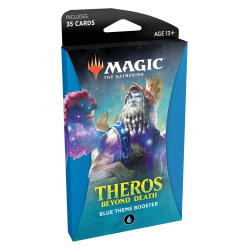 Theros: Beyond Death Blue Theme Booster