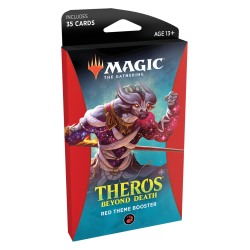 Theros: Beyond Death Red Theme Booster