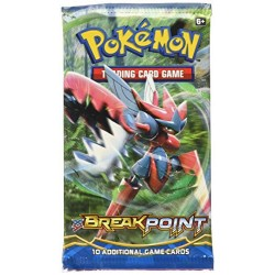 XY: Breakpoint Booster Pack