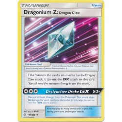 Dragonium Z: Dragon Claw [Uncommon]
