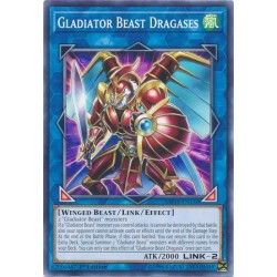 Gladiator Beast Dragases [Common 1st Edition]