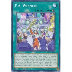 F.A. Winners [Common 1st Edition]