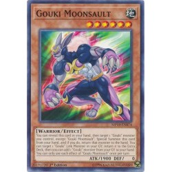 Gouki Moonsault [Common 1st Edition]