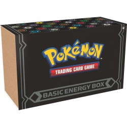 Pokémon Basic Energy Box
