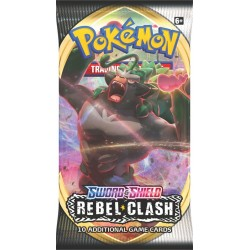 Sword & Shield: Rebel Clash Booster Pack