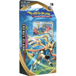 Sword & Shield: Rebel Clash Theme Deck (Zacian)
