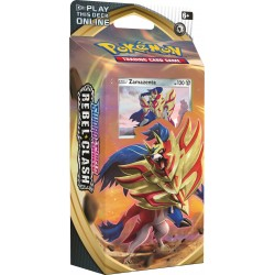 Sword & Shield: Rebel Clash Theme Deck (Zamazenta)
