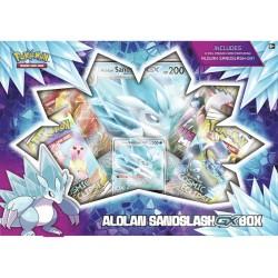Alolan Sandslash GX Box