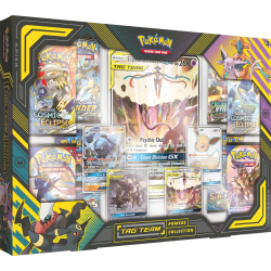 Tag Team Powers Collection - Espeon & Deoxys-GX