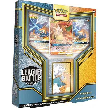 League Battle Deck - Pikachu & Zekrom-GX