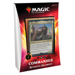 Commander 2020 Deck - Ruthless Regiment