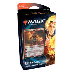 Planeswalker Deck - Chandra (Core Set 2021)