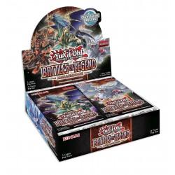 Battles of Legend: Armageddon Booster Box