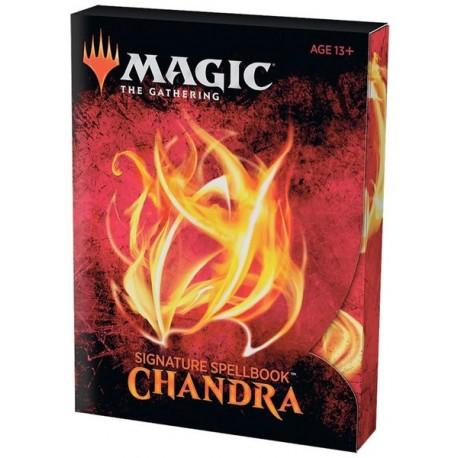 Signature Spellbook: Chandra [PREORDER]