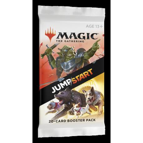 Jump Start Booster Pack