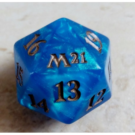 D20 - M21 Oversized Spindown Life Counter