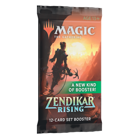 Zendikar Rising Set Booster Pack
