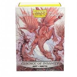 Dragon Shield Matte 'Essence of Insanity' Art Sleeves (100) [STANDARD]